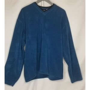 Gap Mens Pull Over V Neck Sweater Size XL